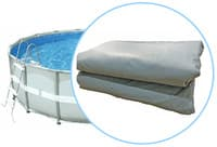 Чаша для круглого каркасного бассейна Steel Pro Max Liner 427x122cm BestWay P05480
