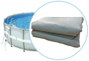 Чаша для круглого каркасного бассейна Steel Pro Max Liner 488x122cm BestWay P05468