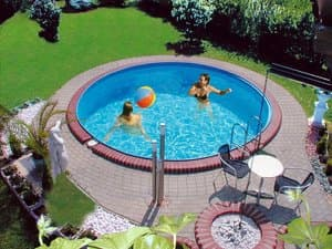 Сборный бассейн Summer Fun 4501010118KB круглый 200х120 см