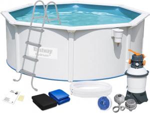 Бассейн каркасный со стальными стенками BestWay Hydrium Pools - 56574 360х120 см