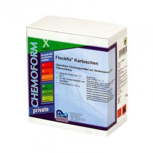 Флокфикс в картриджах (8 x 125g) Кемоформ (Chemoform)