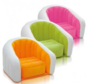 68597 Кресло детское CAFE CLUB 69х56х48см, 3 цвета, 4-14лет