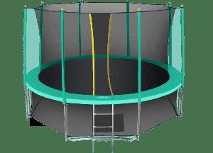Батут HASTTINGS CLASSIC GREEN 15FT (4.6 м)