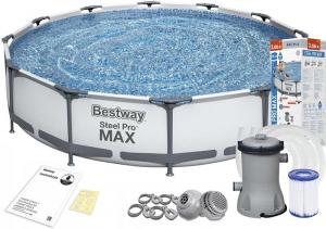 Каркасный бассейн Bestway 56416 366х76 Steel Pro Frame