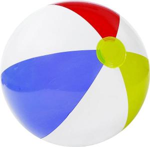 Мяч надувной Glossy  Intex арт.59030 61см, от 3-х лет