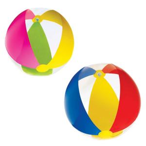 Мяч надувной Paradise 2 вида Intex арт.59032 61см, от 3-х лет