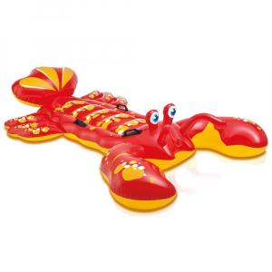 Надувная игрушка Лобстер Intex арт.57528 213х137см, от 3 лет