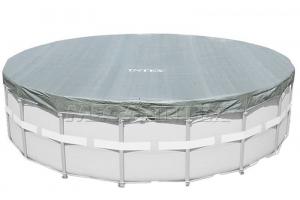 Тент-покрывало Intex 28041 для круглых каркасных бассейнов 549 см